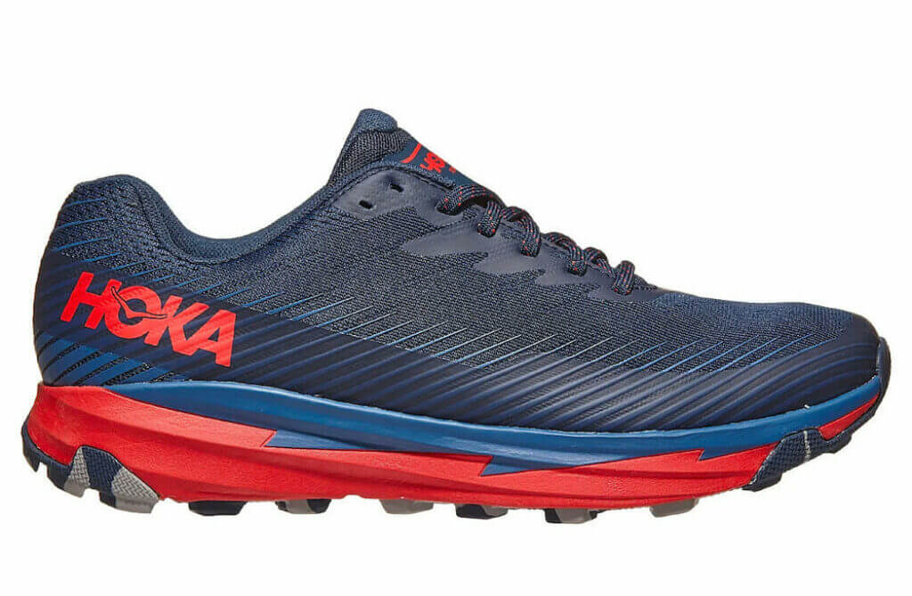 Hoka Torrent 2 opiniones zapatillas trail running