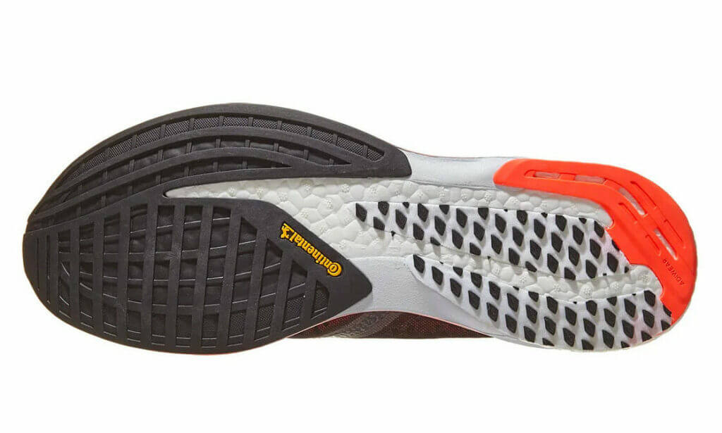 Adidas Adizero Pro suela caucho