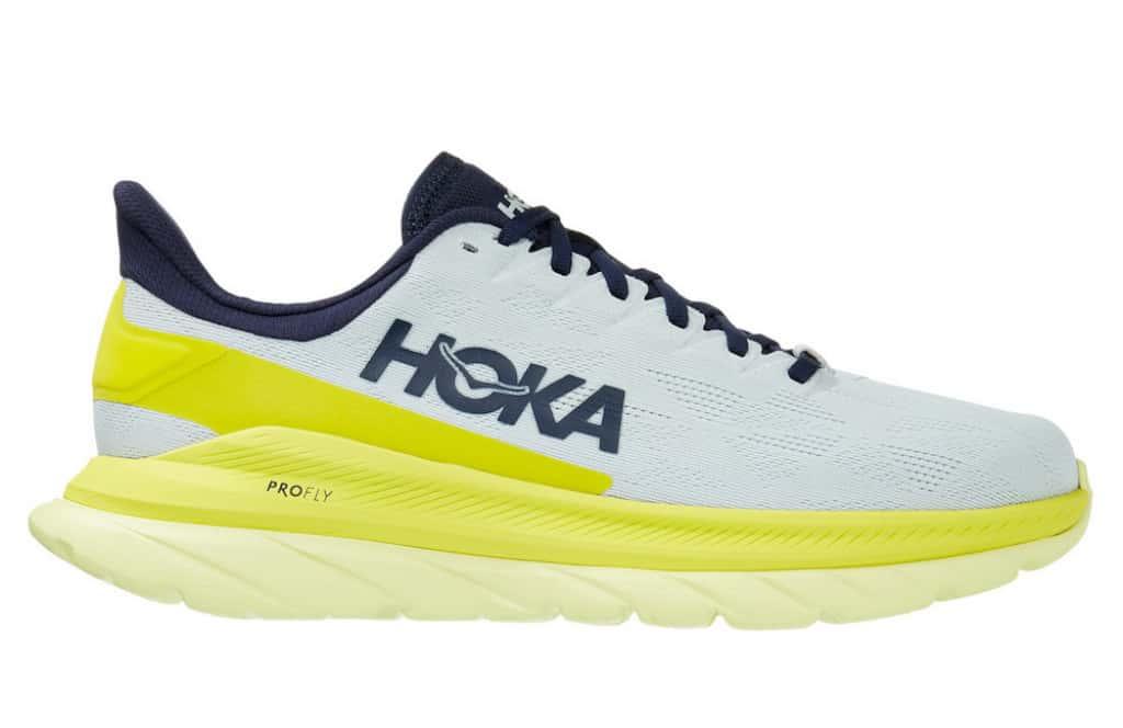Hoka Mach 4 opiniones zapatillas running